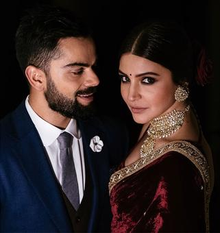 Virat Kohli tags the extraordinary woman in his life!