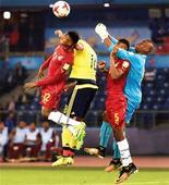 Ghana begin FIFA U-17 World Cup with a win