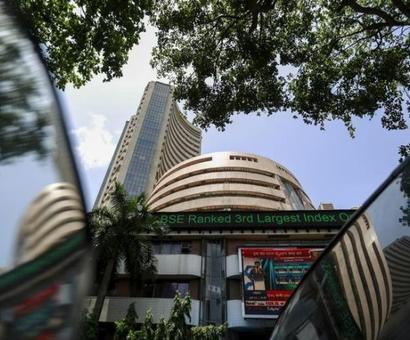 Sensex shrugs off FDI reforms, eyes Q3 results
