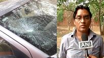 JNU professor says his car was vandalised for condoling death of jawans in Sukma and Kashmir