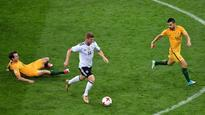 Confederation Cup: Germany's young guns made to sweat for 3-2 win against Australia