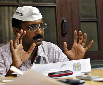 Kejriwal cries blackmail as Delhi heads for 10-hour power cuts
