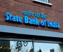 State Bank of India website goes generic