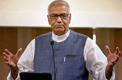 Tughlaq had also implemented note ban: Yashwant Sinha's dig at Modi