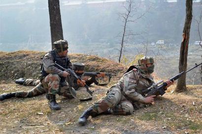 Army foils Pakistan BAT's attack on LoC