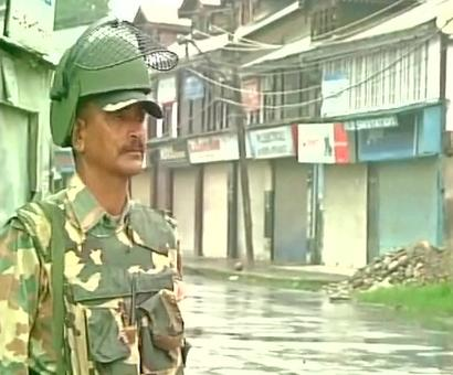 Kashmir unrest: Curfew continues for 51st day