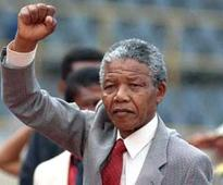 Nelson Mandela: prisoner, president and father of 'Rainbow Nation'