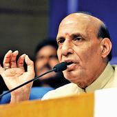 BSF is first 'wall' of defence: Rajnath Singh