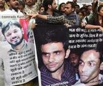 JNU sedition case: Kanhaiya, Umar get bail