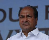 India committed to boosting defence ties with Maldives: Antony