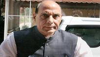 Rajnath Singh leaves for Assam to take stock of flood- affected areas