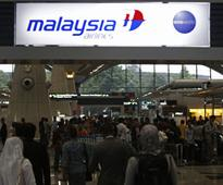 Missing Malaysian aircraft had a damaged wing tip in 2012