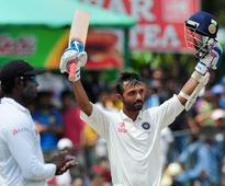 Ajinkya Rahane Believes Indian Batsmen Do Not Have a Problem Against Spin