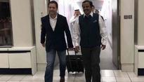 Rahul Gandhi's Bahrain visit 'last resort of failed leader', says BJP