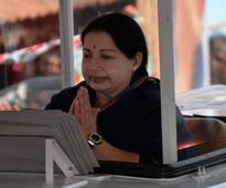EC says Jayalalithaa violated model code