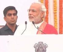 Build on Patel's legacy, exhorts Modi