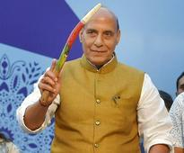 India culturally dominated China for over 2,000 yrs: Rajnath cites academic