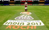 Rain looms over Kochi, U-17 tickets almost sold out