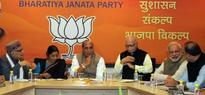 Discord at BJP election committee meeting