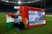 Jhajharia, first Paralympian to be nominated for Khel Ratna