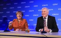 Angela Merkel heads for crucial talks with Bavarian sister party to shore up alliance