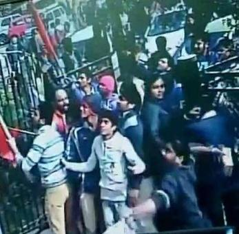 AAP office attacked over Bhushan's remarks; Hindu Raksha Dal leader, 12 others held