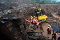 Pune village landslide: rescuers press on as toll climbs to 73