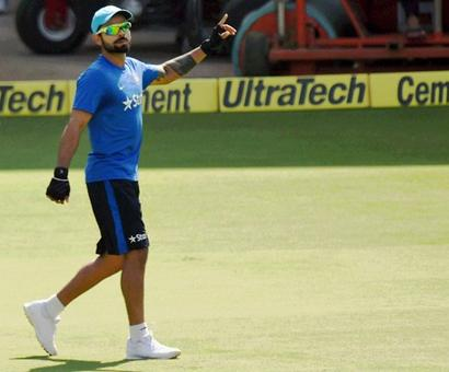 'Virat's captaincy is a reflection of his aggressive personality'