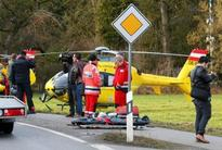 Germany train crash: Four killed and 150 injured as two trains collide near Bad Aibling in Bavaria
