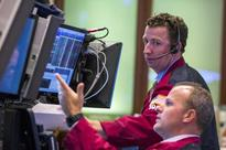 Wall St. set for biggest monthly drop in more than three years