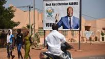 Burkina Faso holding elections after a year of political limbo