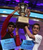 Indian American kids sweep Spelling Bee contest