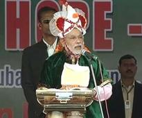 Narendra Modi targets PM at Manipur rally, says he has done