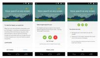 Google Search For Android Adds 'OK, Google' Support Everywhere