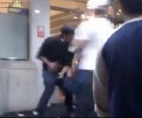 Watch: Sikh man attacked in alleged racial attack in Birmingham