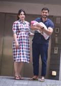 In pics: Kunal, Soha Ali Khan bring home lil baby Innaya Naumi Keemu