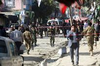 Suicide bombing at Kabul mosque kills 30