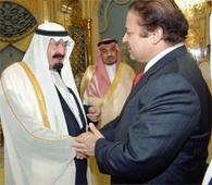 $15 billion Saudi bailout package for Pakistan