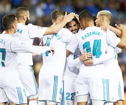 Football Briefs: Isco leads Real win at Malaga, Atletico down Levante